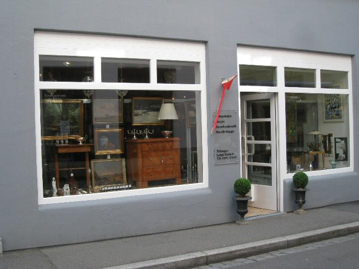 Laden in Tübingen